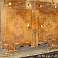 Antigüedades: ENTREDOS O TAQUILLÓN ART-DECÓ. Lote 57614725