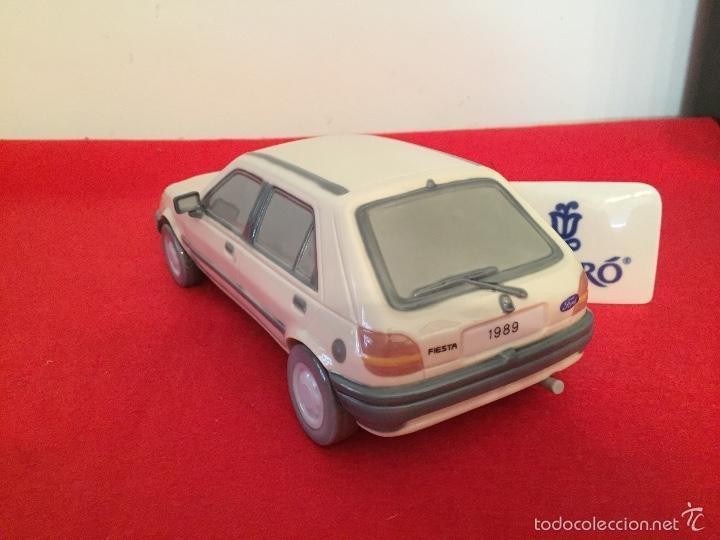 Antigüedades: Precioso coche Ford 1989 de porcelana lladro en perfecto estado ideal coleccionistas - Foto 3 - 57664002