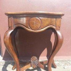 Antigüedades: CONSOLA DE NOGAL S.XIX. Lote 57664891