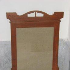 Antigüedades: ANTIGUO MARCO TIPO MODERNISTA. Lote 57691066