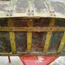 Antigüedades: BAUL ANTIGUO. Lote 57692256