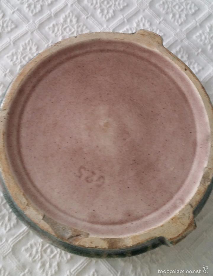 Antigüedades: Antigua escupidera modernista - Art Deco - Foto 5 - 57724929