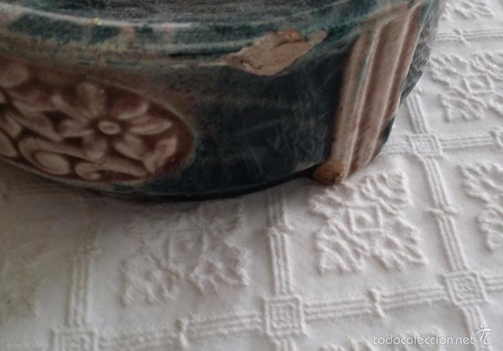 Antigüedades: Antigua escupidera modernista - Art Deco - Foto 8 - 57724929