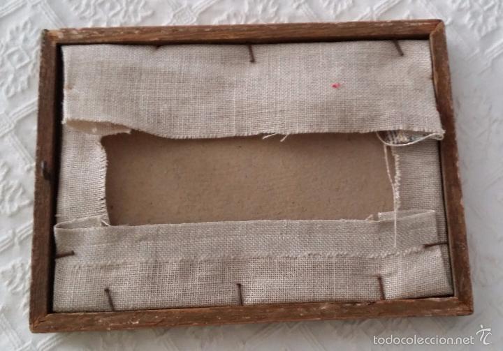 Antigüedades: Bordado enmarcado - Foto 4 - 57725680