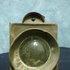 Antigüedades: FAROL CHAPA HIERRO Y METAL. Lote 57749177