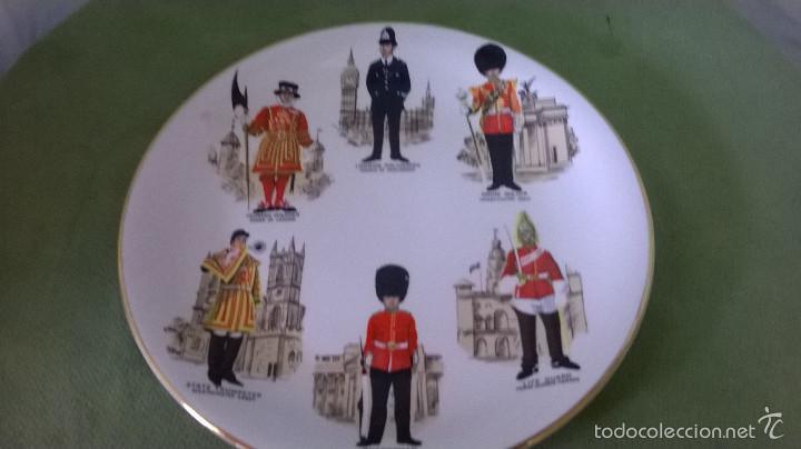 BRITANIAN DESIGNS (Antigüedades - Hogar y Decoración - Platos Antiguos)