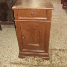 Antigüedades: MESILLA DE MADERA ISABELINA. Lote 57761983