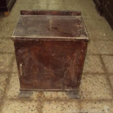 Antigüedades: MESILLA DE MADERA. Lote 57762031