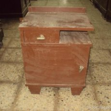Antigüedades: MESILLA DE MADERA. Lote 57762058