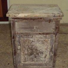 Antigüedades: MESILLA DE MADERA. Lote 57762363