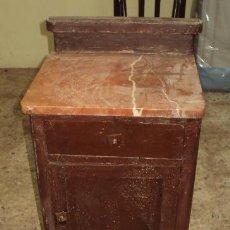 Antigüedades: MESILLA DE MADERA. Lote 57762426