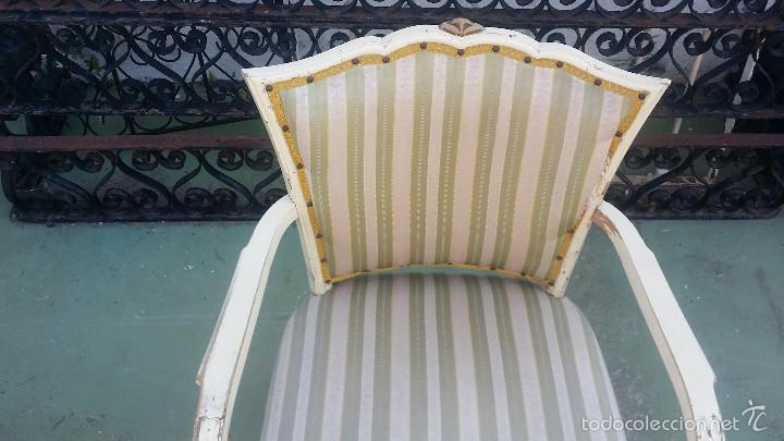 Antigüedades: sillon - Foto 2 - 57793316