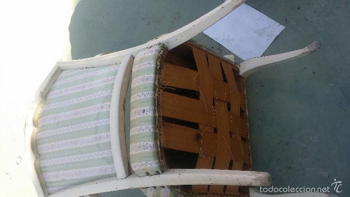 Antigüedades: sillon - Foto 3 - 57793316