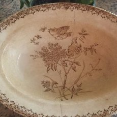 Antigüedades: ANTIGUA FUENTE DE LA CARTUJA, SELLO INCISO. Lote 57800781