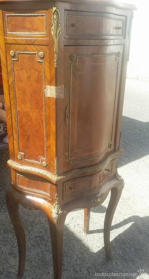 Antigüedades: mueble imperio - Foto 4 - 57802931