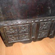 Antigüedades: ARCON DE NOGAL.. Lote 57813194