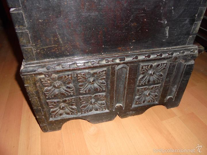 Antigüedades: ARCON DE NOGAL. - Foto 7 - 57813194
