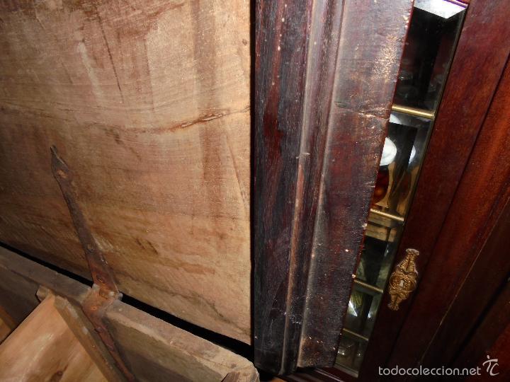 Antigüedades: ARCON DE NOGAL. - Foto 8 - 57813194