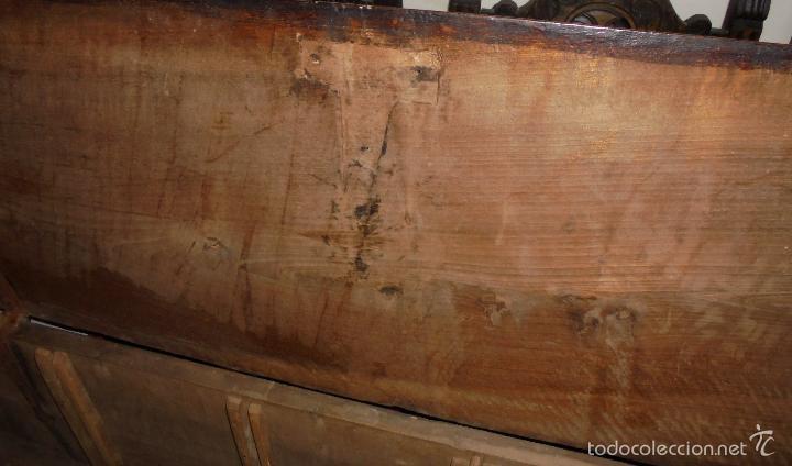 Antigüedades: ARCON DE NOGAL. - Foto 10 - 57813194