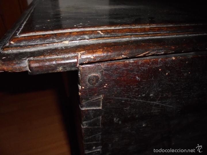 Antigüedades: ARCON DE NOGAL. - Foto 14 - 57813194