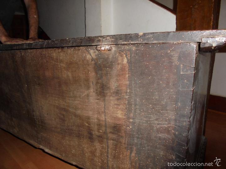 Antigüedades: ARCON DE NOGAL. - Foto 19 - 57813194