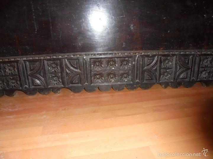 Antigüedades: ARCON DE NOGAL. - Foto 30 - 57813194