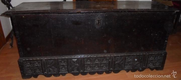 Antigüedades: ARCON DE NOGAL. - Foto 31 - 57813194