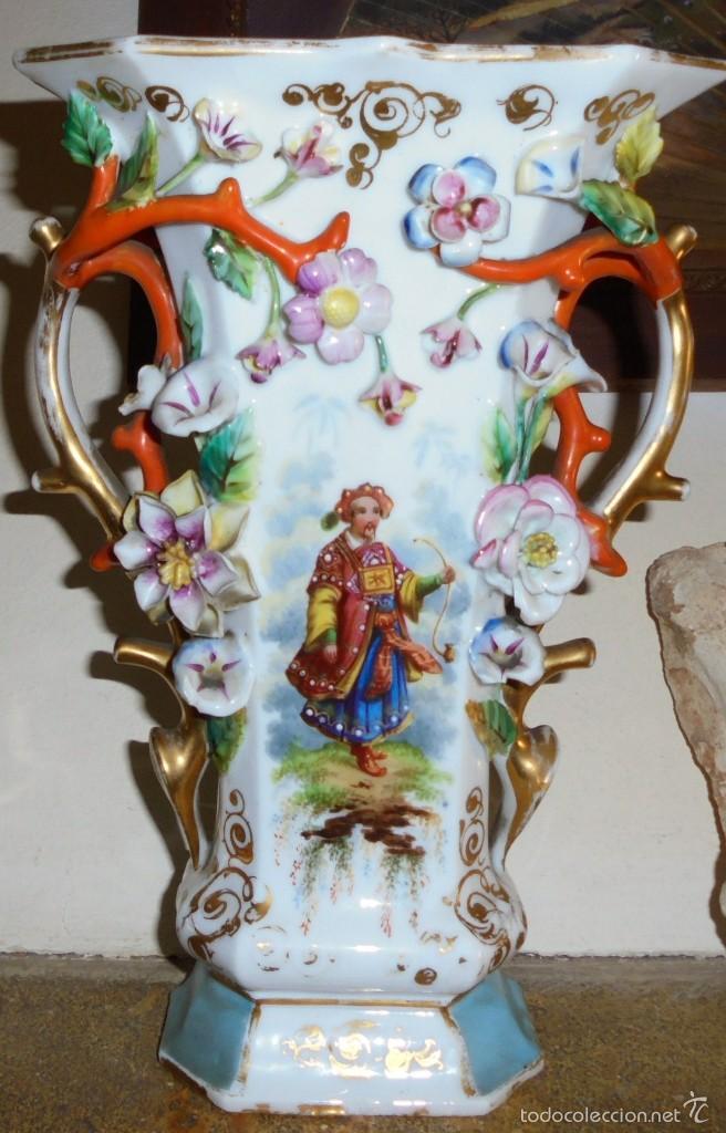 PORCELANA DE SEVRES. (Antigüedades - Porcelana y Cerámica - Francesa - Limoges)