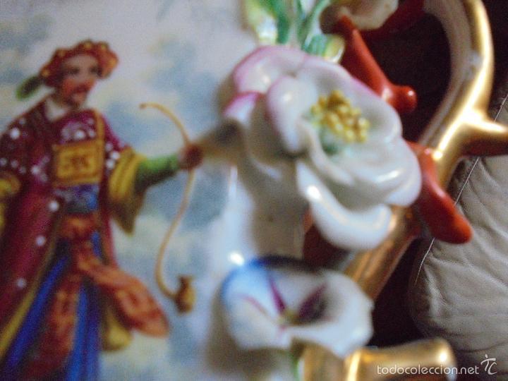 Antigüedades: Porcelana de Sevres. - Foto 4 - 57814099