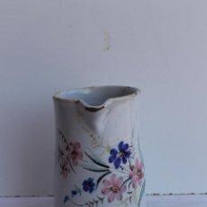 Antigüedades: JARRA DE CERAMICA DE PICO MURCIANA SIGLO XIX. Lote 57817087