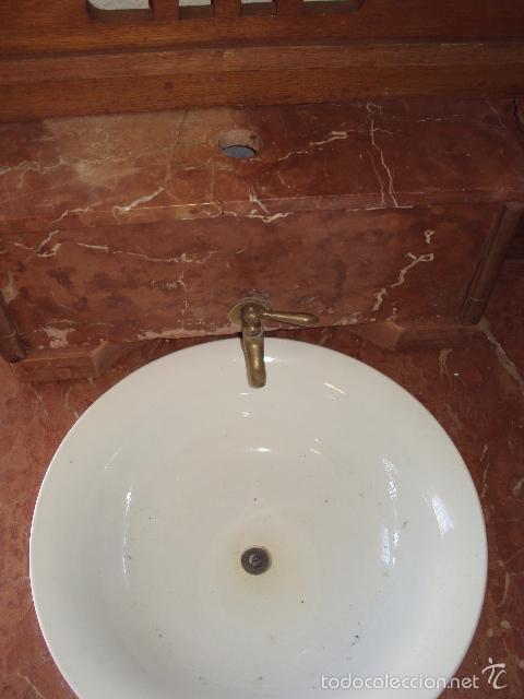 Antigüedades: Lavabo de principios del Siglo XX - Foto 7 - 57827617