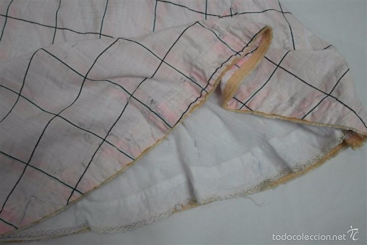 Antigüedades: Antigua saya bajera - Foto 2 - 57843387