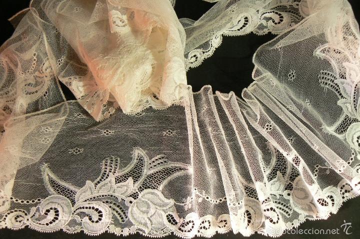 Antigüedades: ENCAJE MECANICO - Foto 2 - 57847668