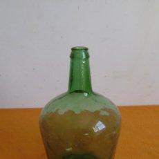 Antigüedades: GARRAFA GARRAFON DAMAJUANA DE 4 LITROS. Lote 96339806