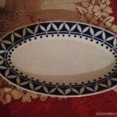 Antiquités: BANDEJA CERAMICA DE SARGADELO.. Lote 57894046