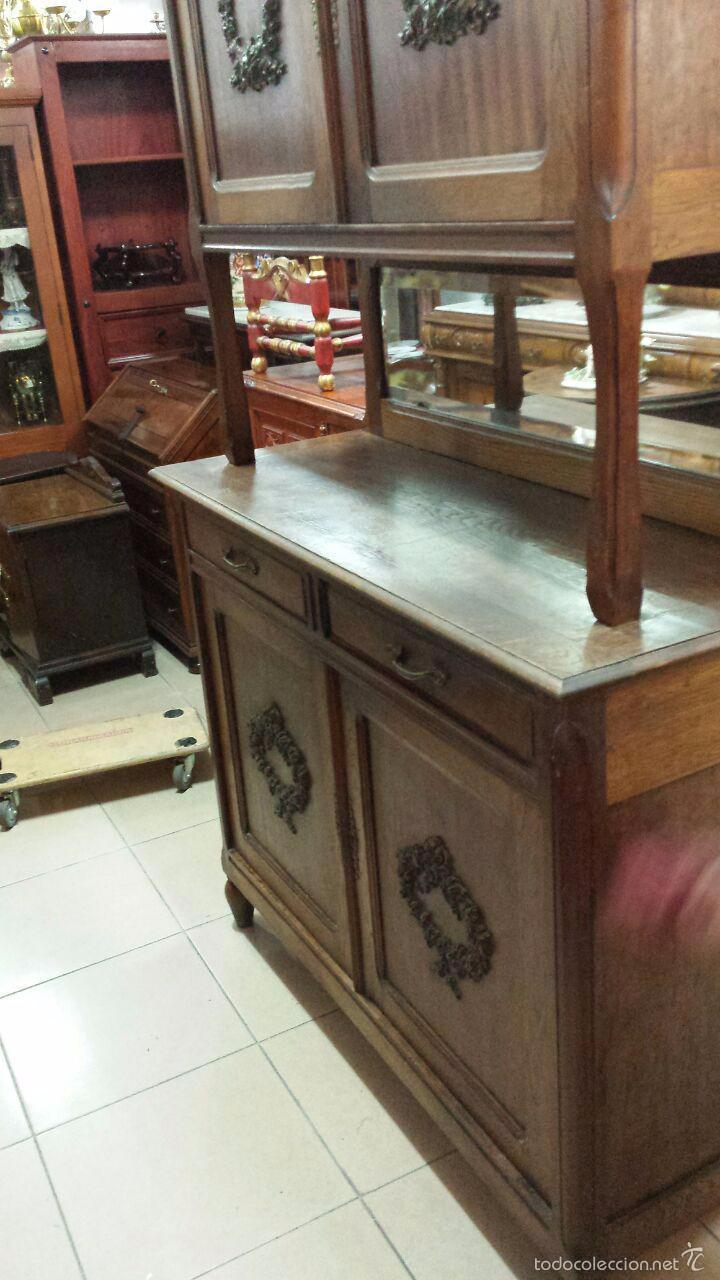 Alacena aparador de cocina antiguo comprar aparadores for Aparador cocina