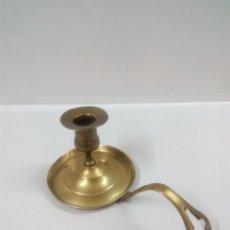 Antigüedades: ANTIGUO PORTAVELAS . POSIBLEMENTE DE IGLESIA. Lote 57917079