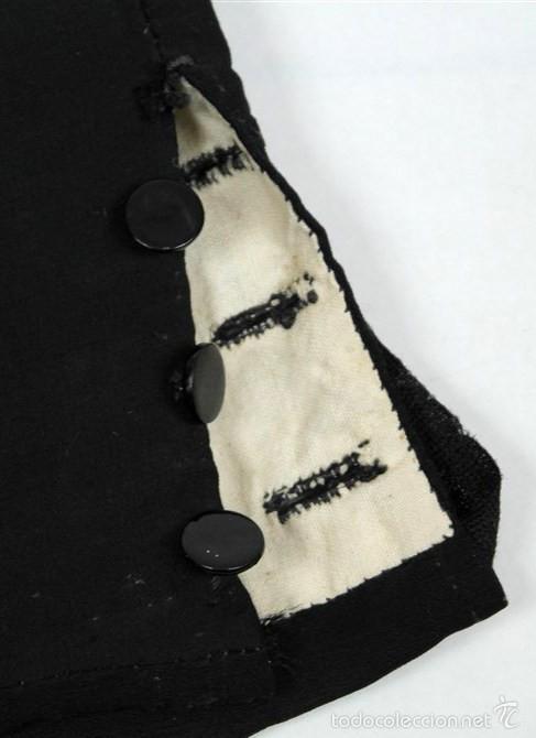 Antigüedades: Chaqueta y calzón de seda - Foto 4 - 57920073