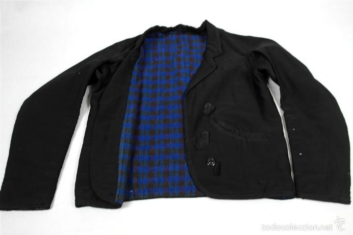 Antigüedades: Chaqueta y calzón de seda - Foto 7 - 57920073