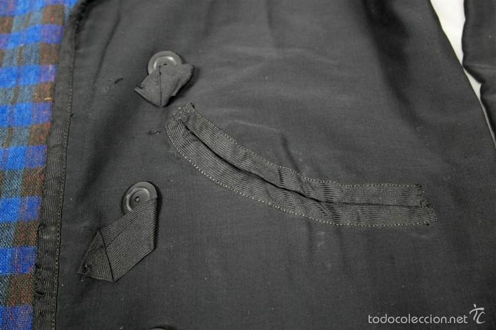 Antigüedades: Chaqueta y calzón de seda - Foto 8 - 57920073