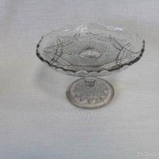 Antigüedades: FRUTERO EN CRISTAL DE SANTA LUCIA - CARTAGENA. Lote 57924615