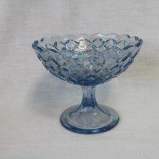 Antigüedades: FRUTERO ANTIGUO EN CRISTAL DE SANTA LUCIA - CARTAGENA. Lote 57924981