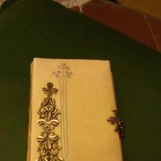 Antigüedades: * ANTIGUO LIBRO :FLORES MISTICAS. PPSS S XX (RF:P30/E). Lote 135211031