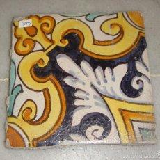 Antigüedades: AZULEJOS DE MANISES. S.XVIII. Lote 57950650