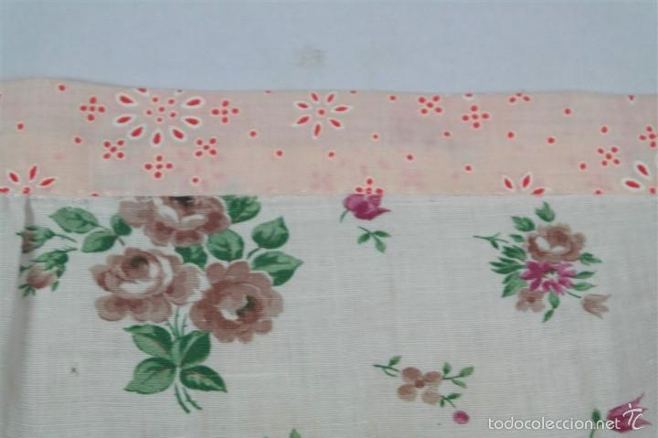 Antigüedades: Delantal de algodón - Foto 4 - 57968859