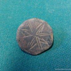 Antigüedades: BOTÓN CIVIL, 20 MM. Lote 57969186