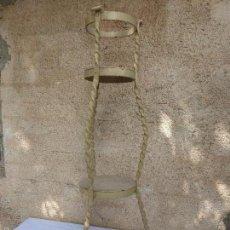 Antigüedades: JARDINERA EN FORJA. Lote 58071696