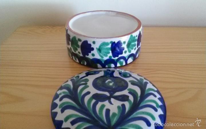 Antigüedades: Bote Fajalauza cerámica - Foto 3 - 58075414