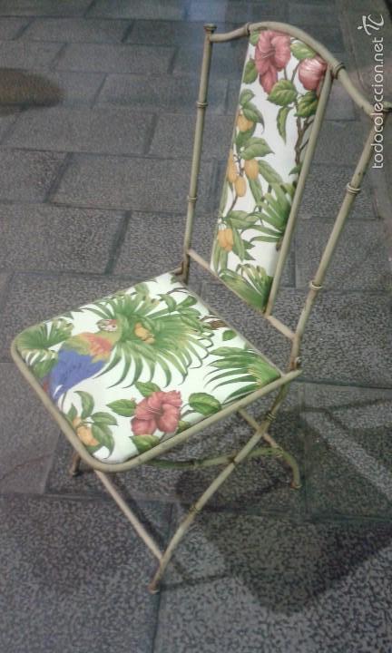 Antigüedades: Antiguas sillas - Foto 2 - 58082281