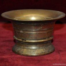 Antigüedades: ANTIGUO ALMIREZ DE PRINCIPIOS DEL SIGLO XIX. Lote 58128924
